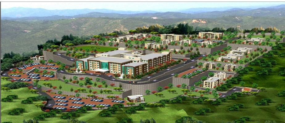 Proposed GMC Rajouri Complex